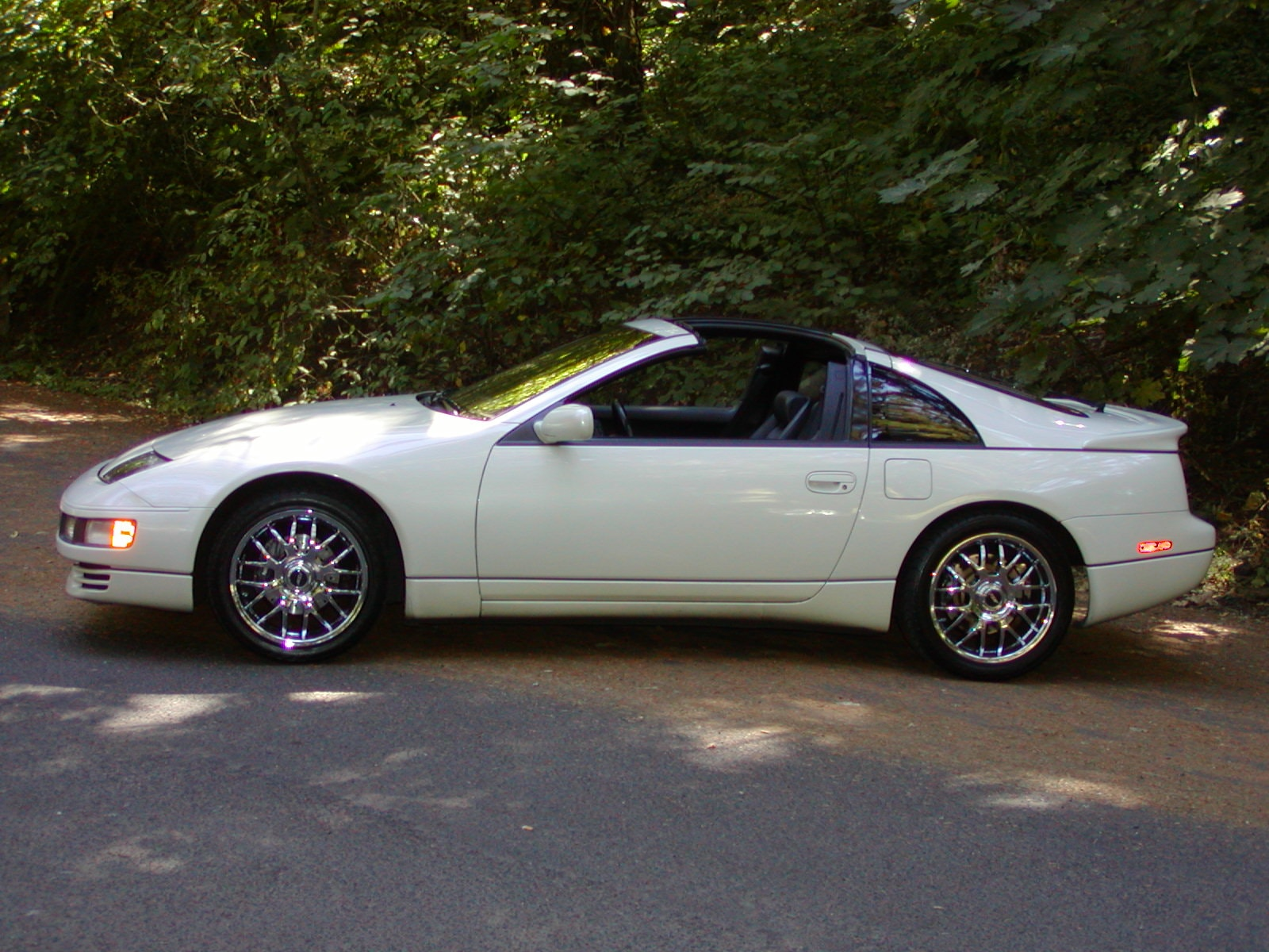 1990 Nissan 300ZX Twin Turbo Pictures