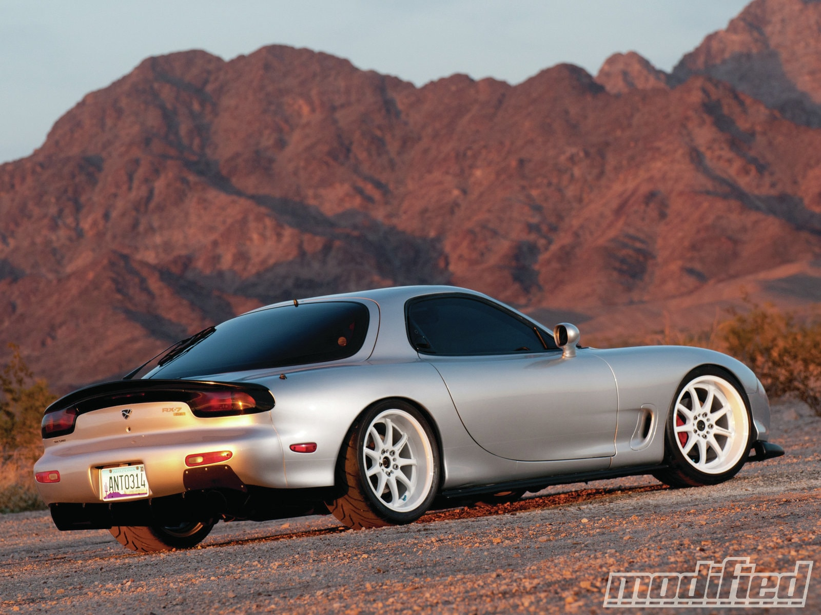 1993 Mazda RX-7 Pictures
