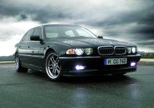 1995 BMW 7 Series Screensavers