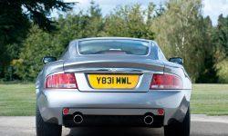 2001 Aston Martin Vanquish Pictures