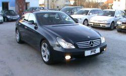 2005 Mercedes-Benz CLS Pictures