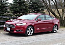 2013 Ford Fusion Pictures