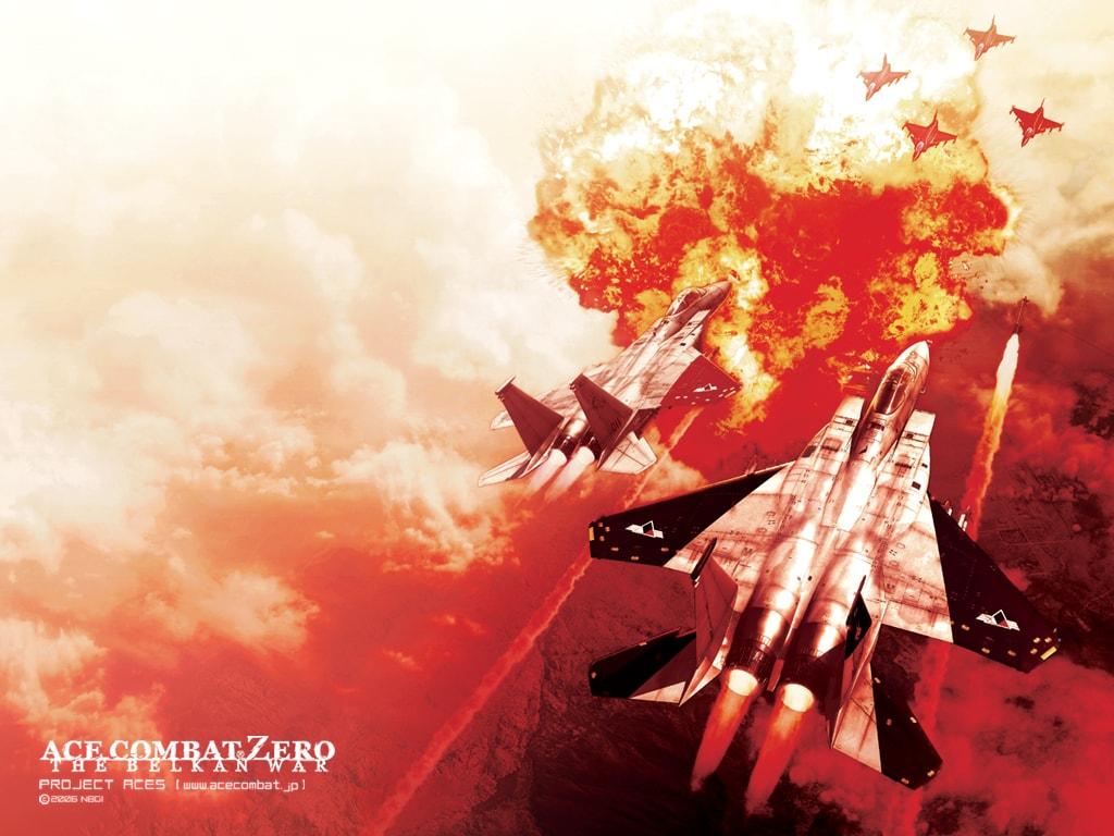 Ace Combat Zero: The Belkan War Pictures