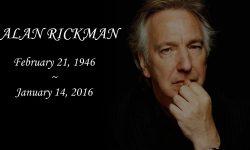 Alan Rickman Pictures