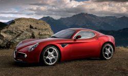 Alfa Romeo 8c Pictures