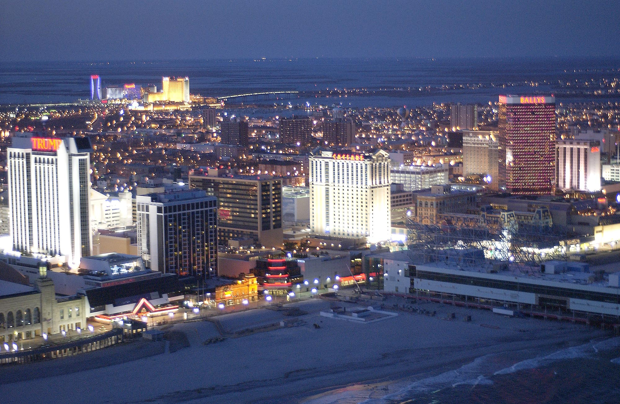 Atlantic City HD