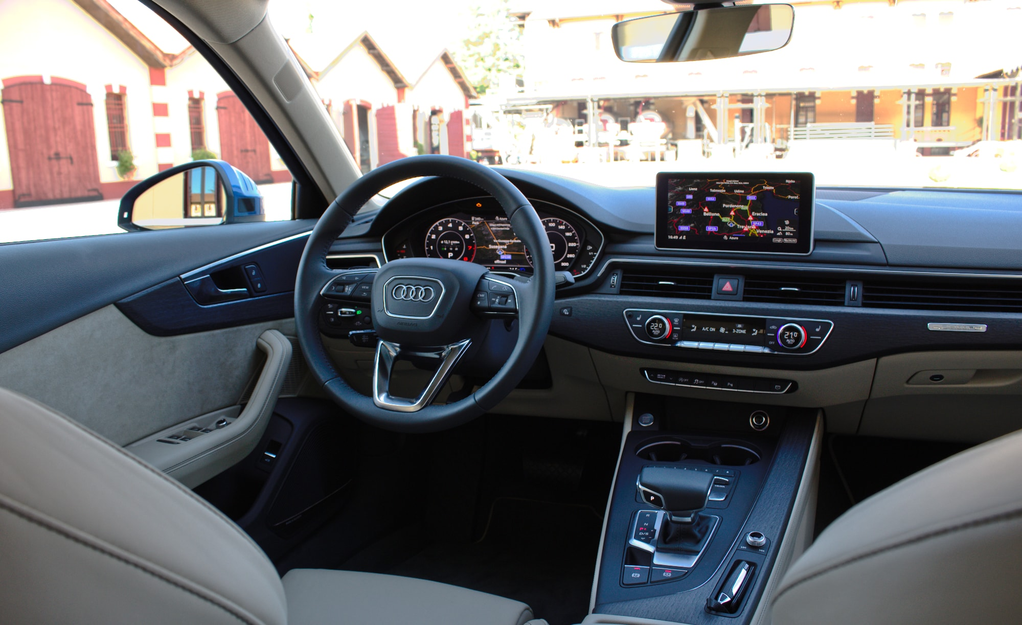 Audi A4 (B9) Pictures