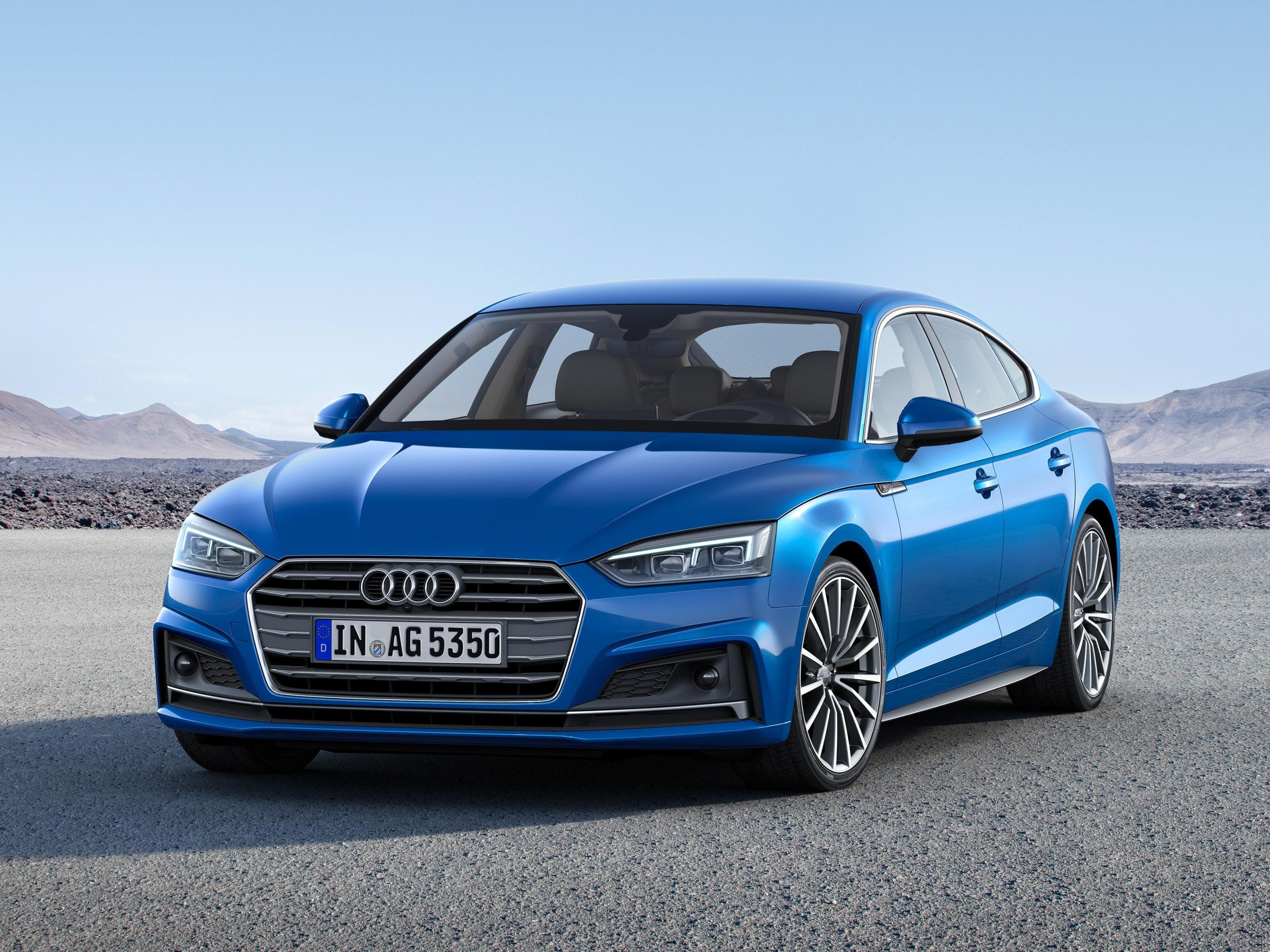 Audi A5 Sportback II Pictures