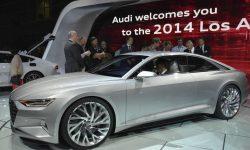 Audi A8 (D5) Pictures