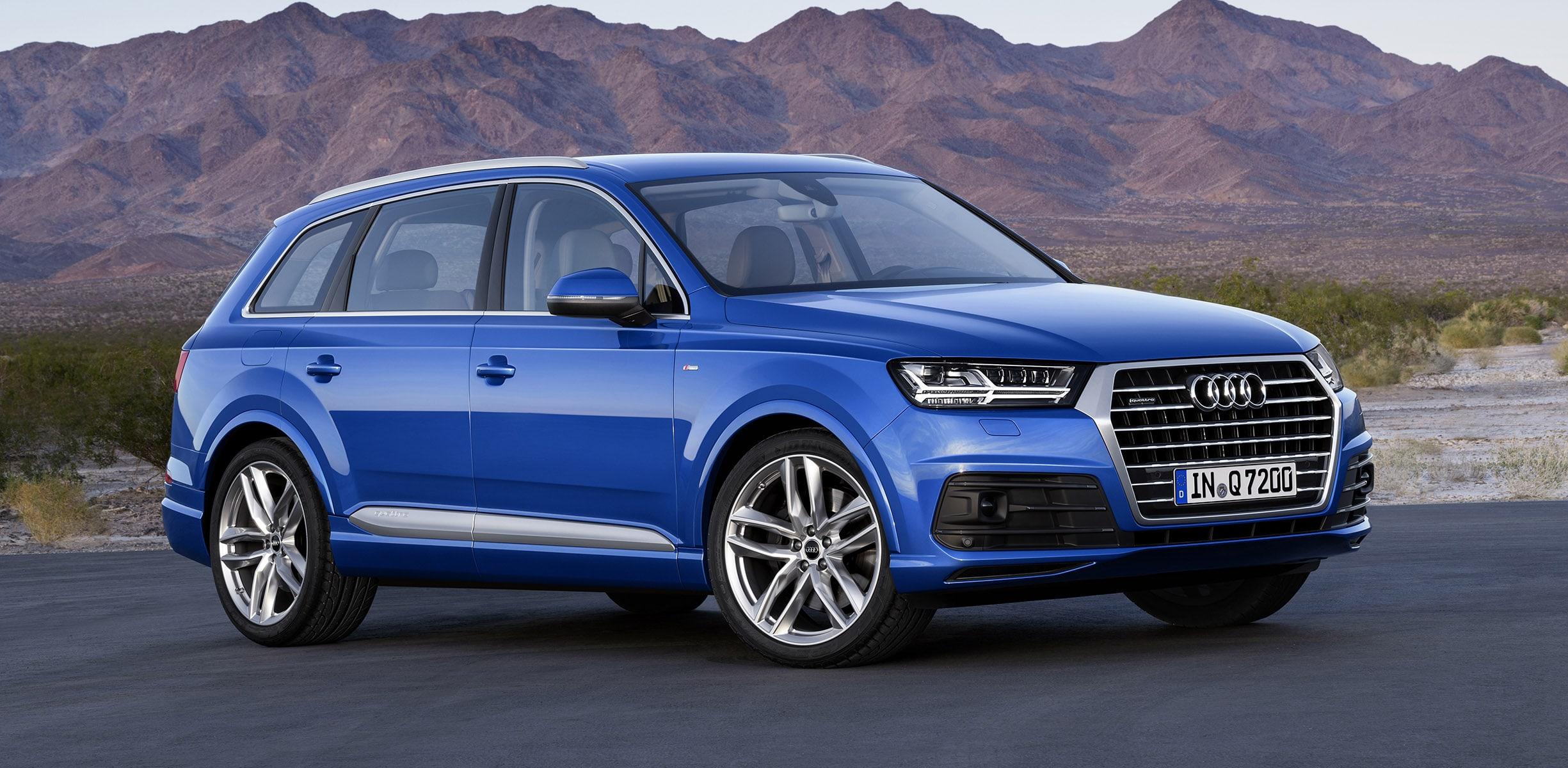 Audi Q5 II Pictures