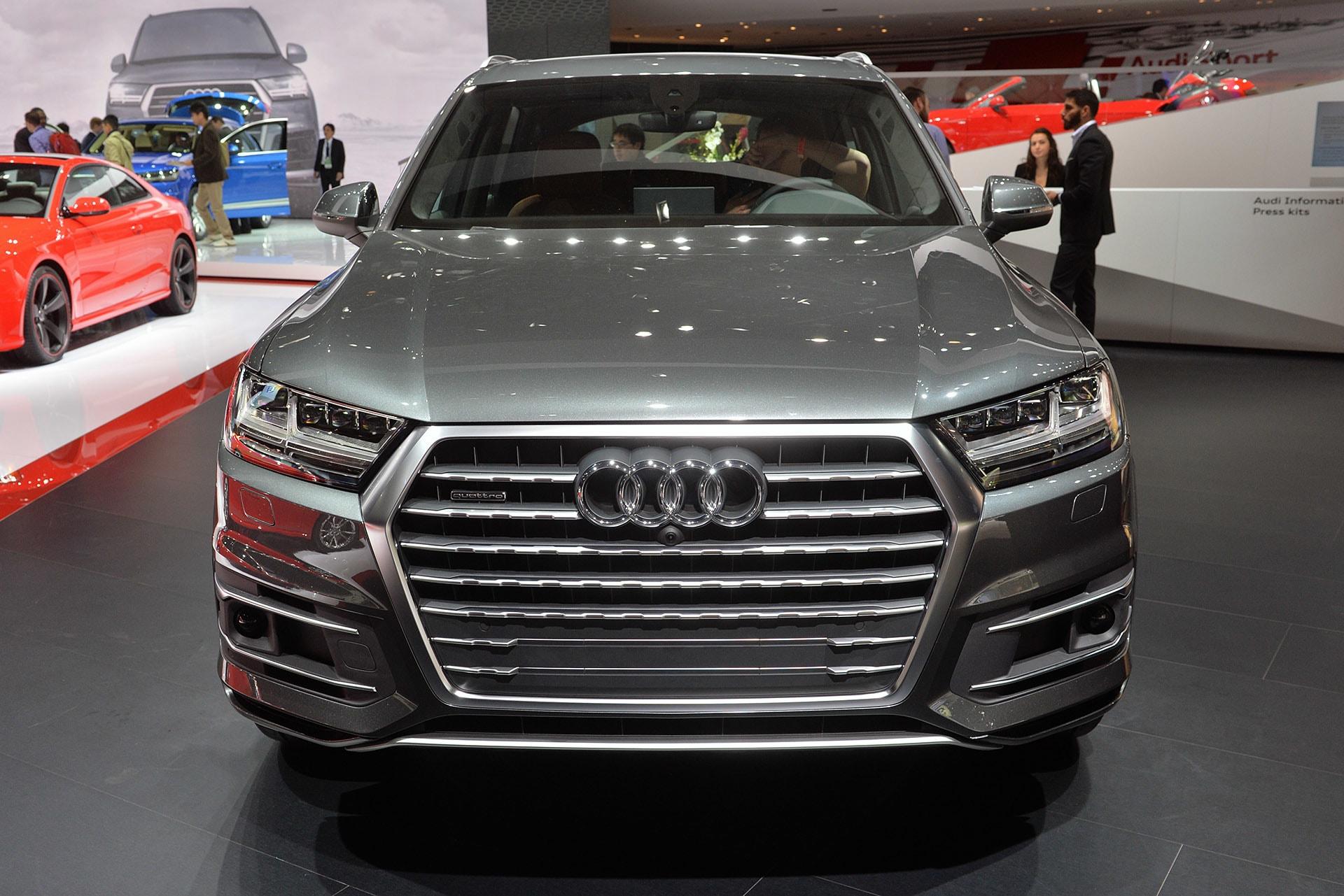 Audi Q7 II Pictures