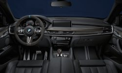 BMW X5M (F85) Pictures