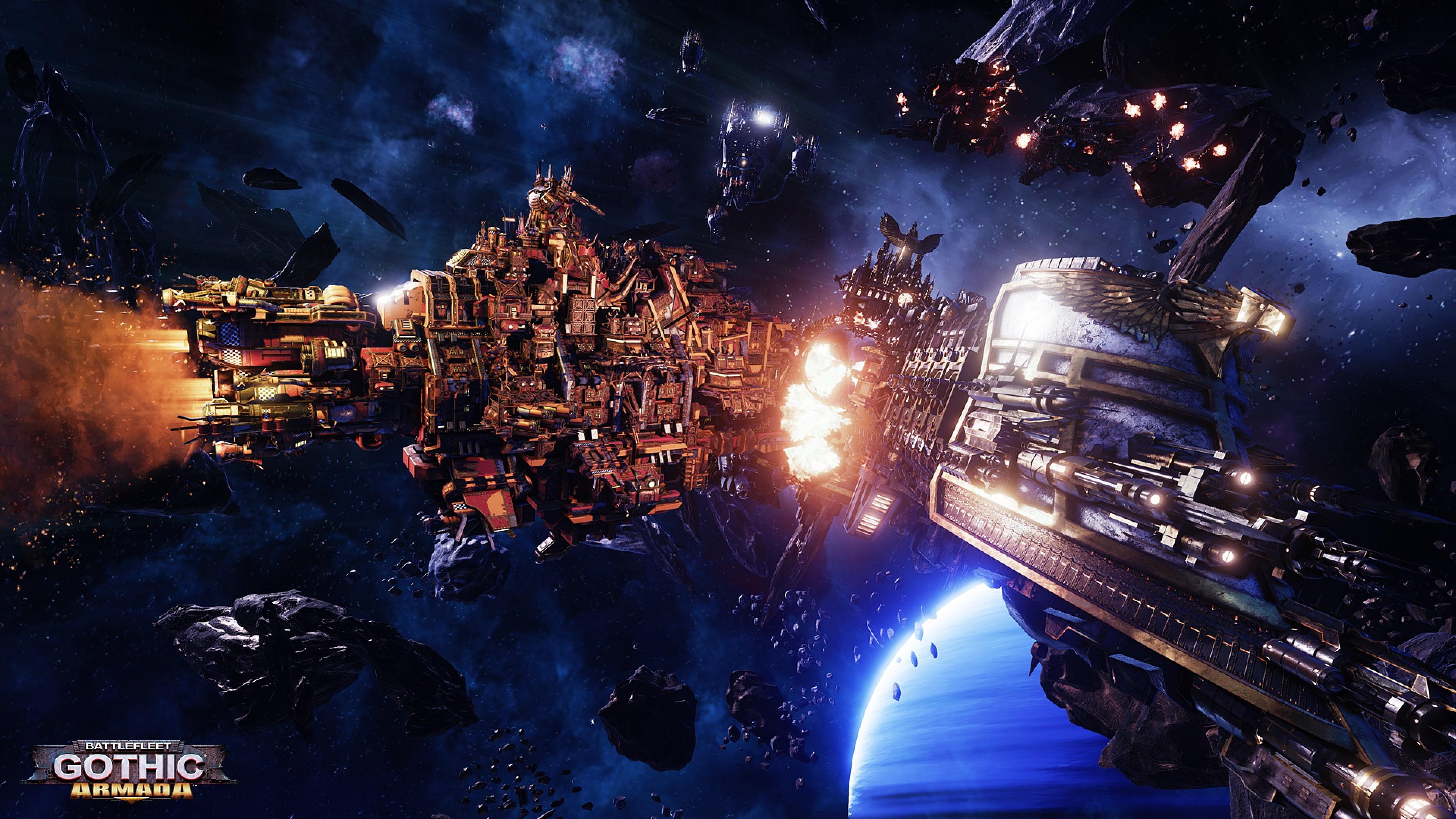 Battlefleet Gothic: Armada Pictures