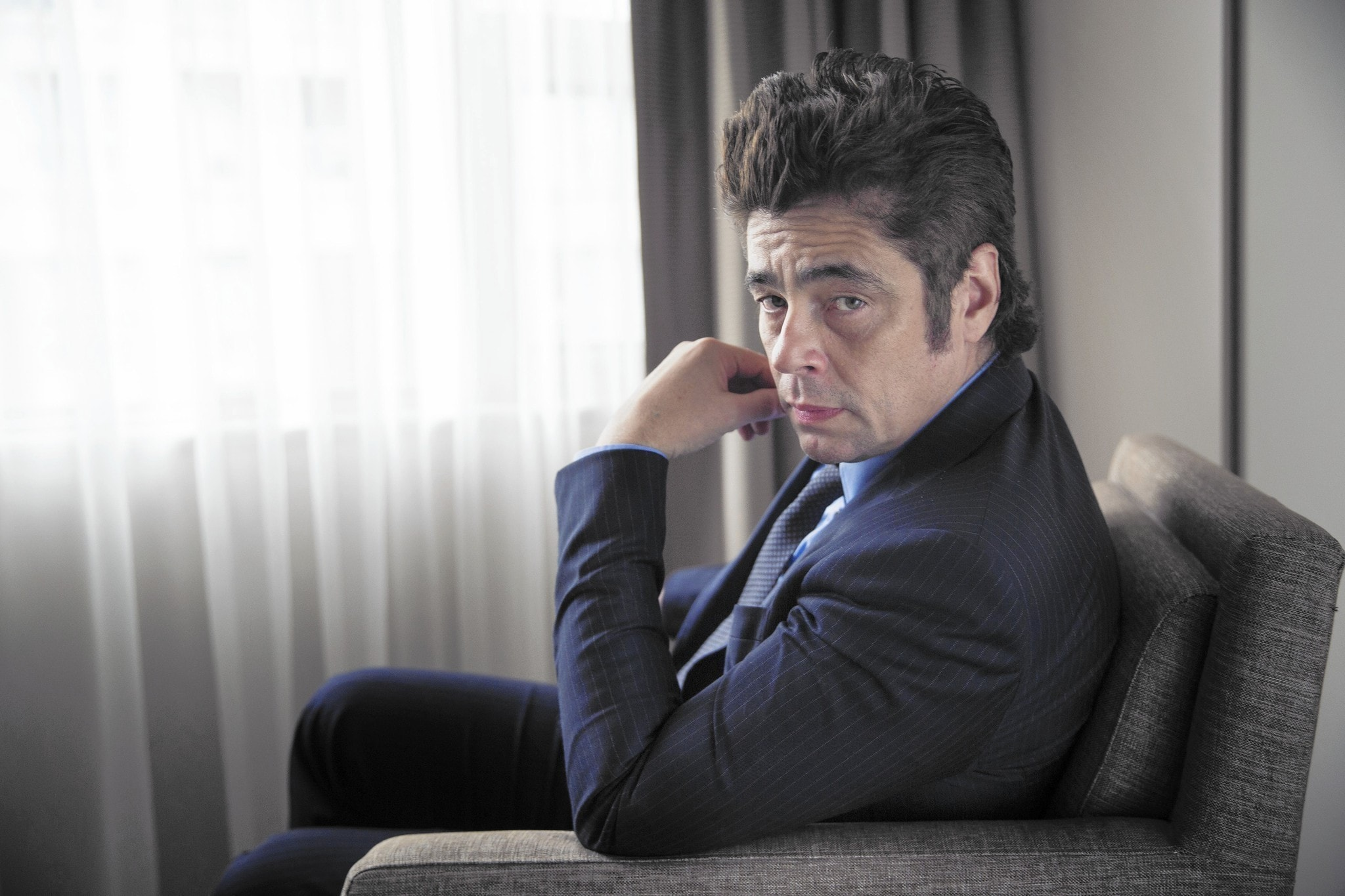 Benicio Del Toro Wallpapers hd