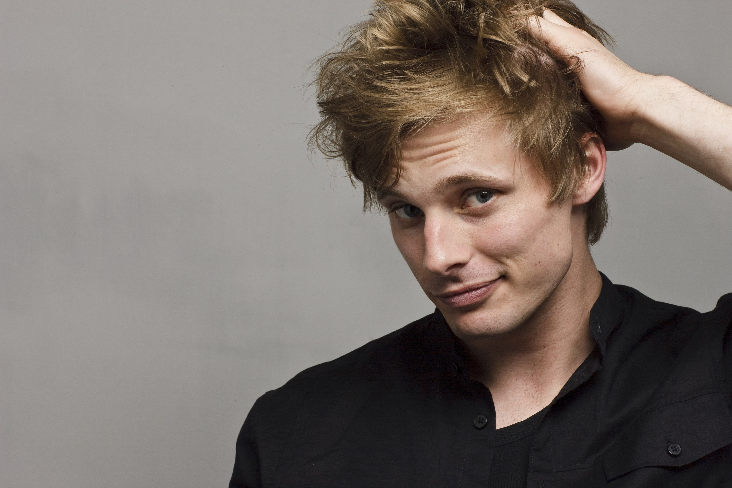 Watch Bradley James (born 1983) video