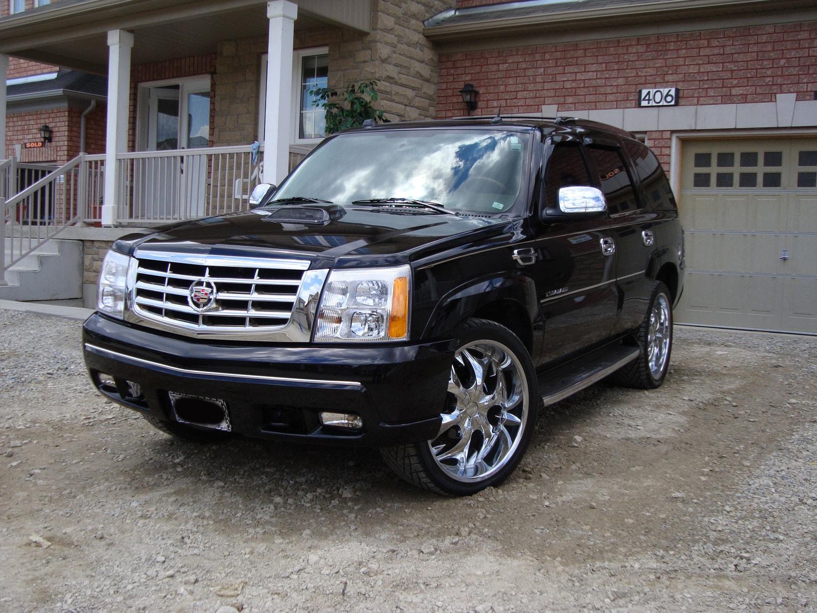 Cadillac Escalade 4 Pictures
