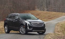 Cadillac XT5 Pictures