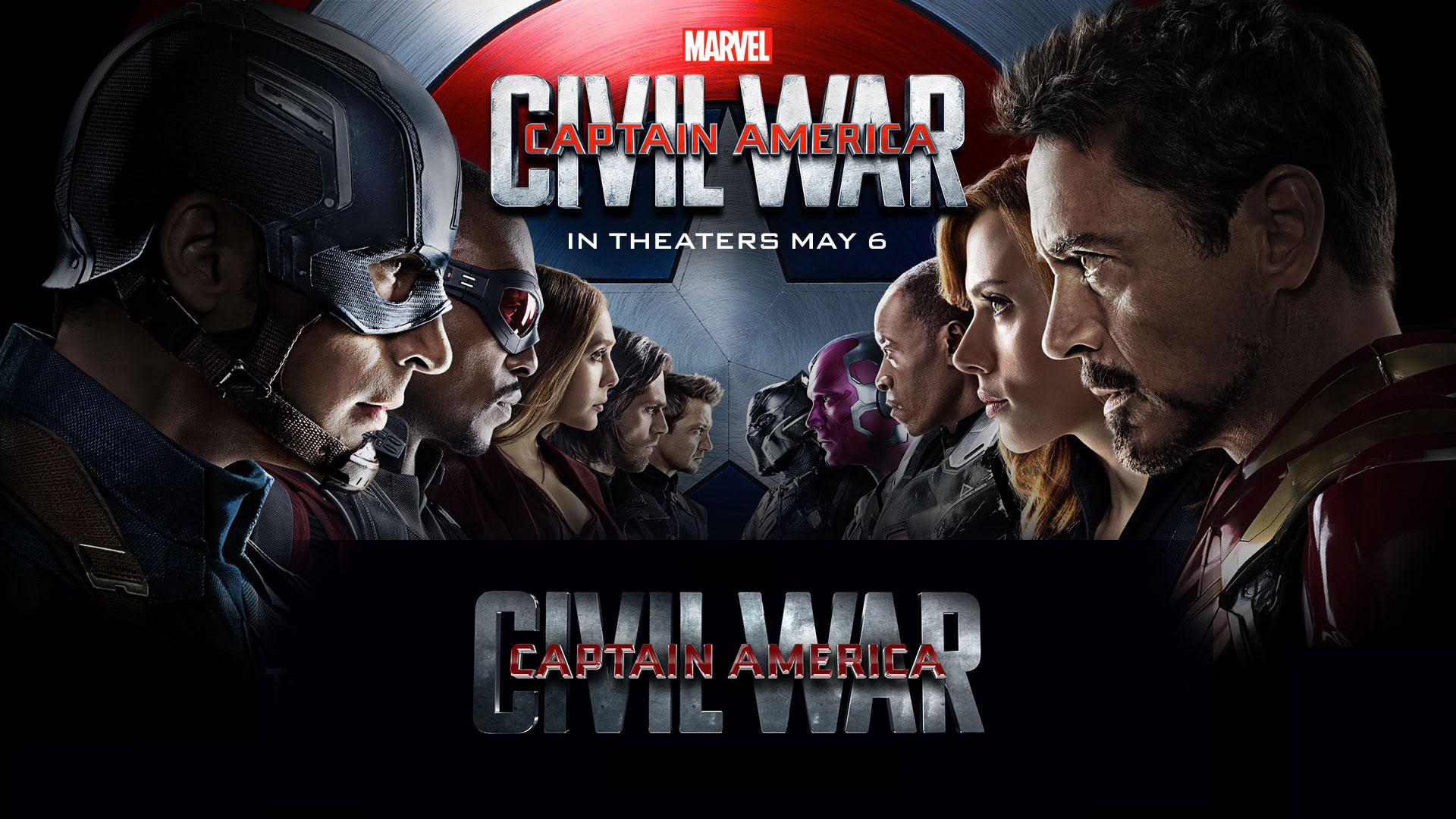 Captain America: Civil War Pictures