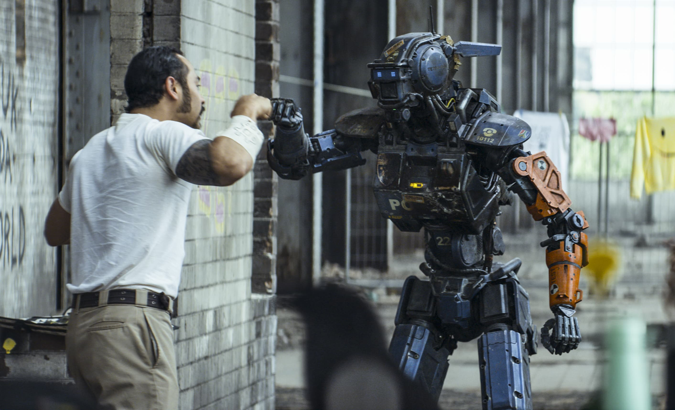 Chappie Pictures