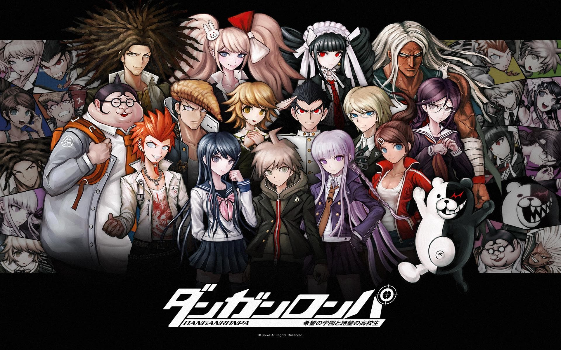 Danganronpa: Trigger Happy Havoc Wallpapers hd