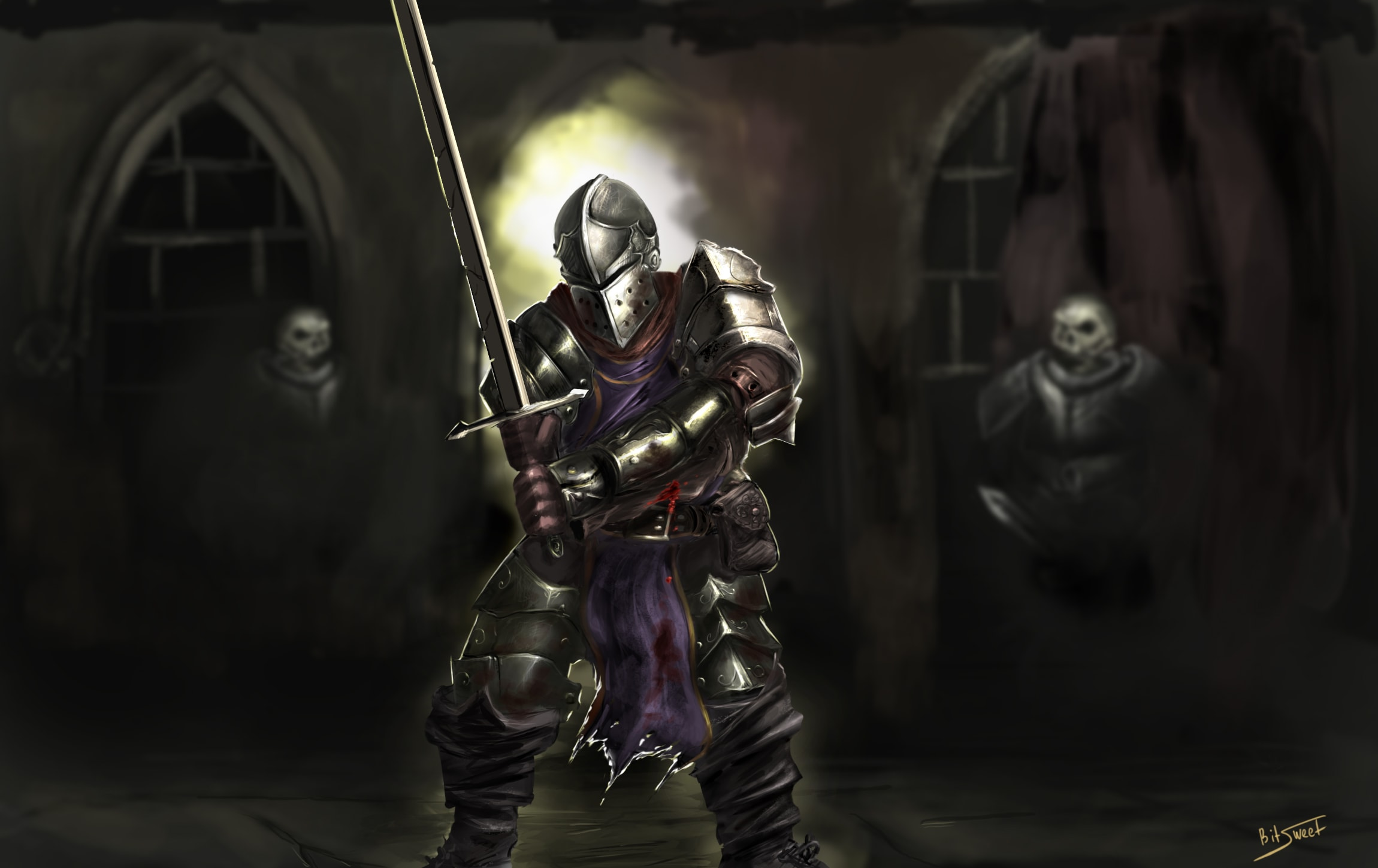 knight templar wallpaper hd