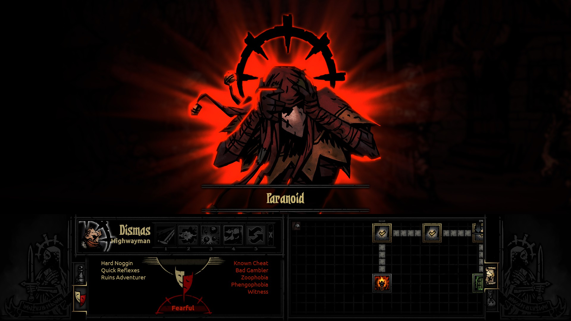 Darkest Dungeon: Jester Wallpapers hd