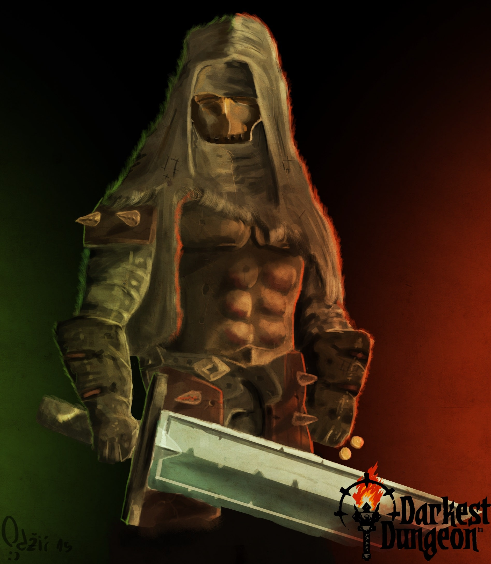 Darkest Dungeon: Leper Wallpapers hd