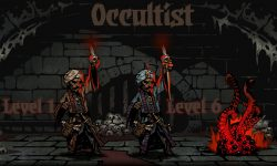 Darkest Dungeon: Occultist Desktop wallpapers
