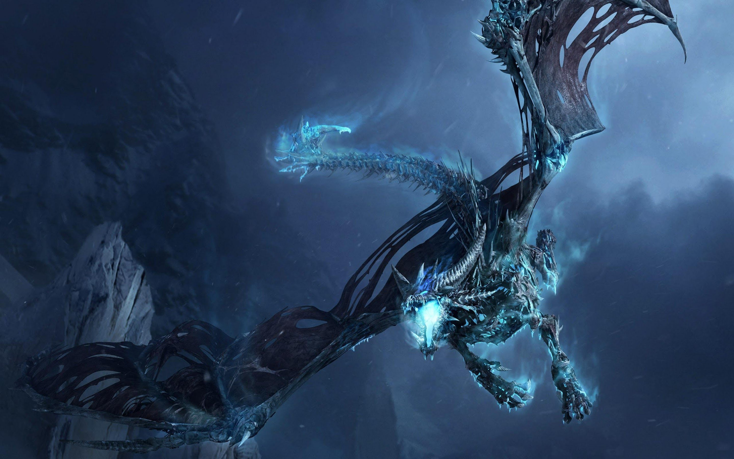 Dota 2 : Winter Wyvern Pictures
