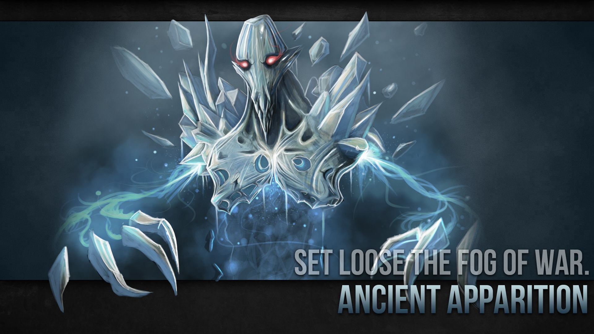 Dota2 : Ancient Apparition HD pics