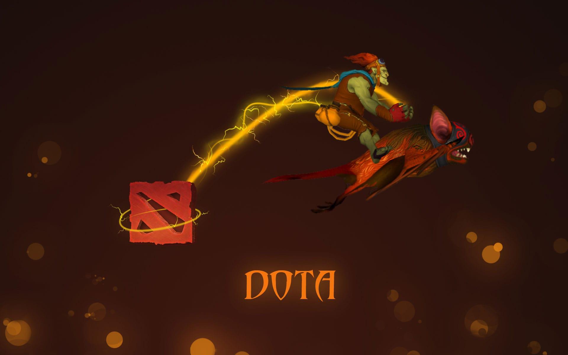Dota2 : Batrider HD pics