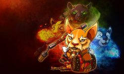 Dota2 : Brewmaster Wallpapers hd