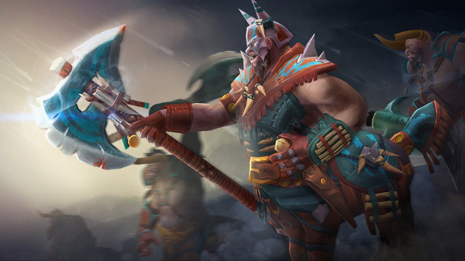 Dota2 : Centaur Warrunner Desktop wallpapers