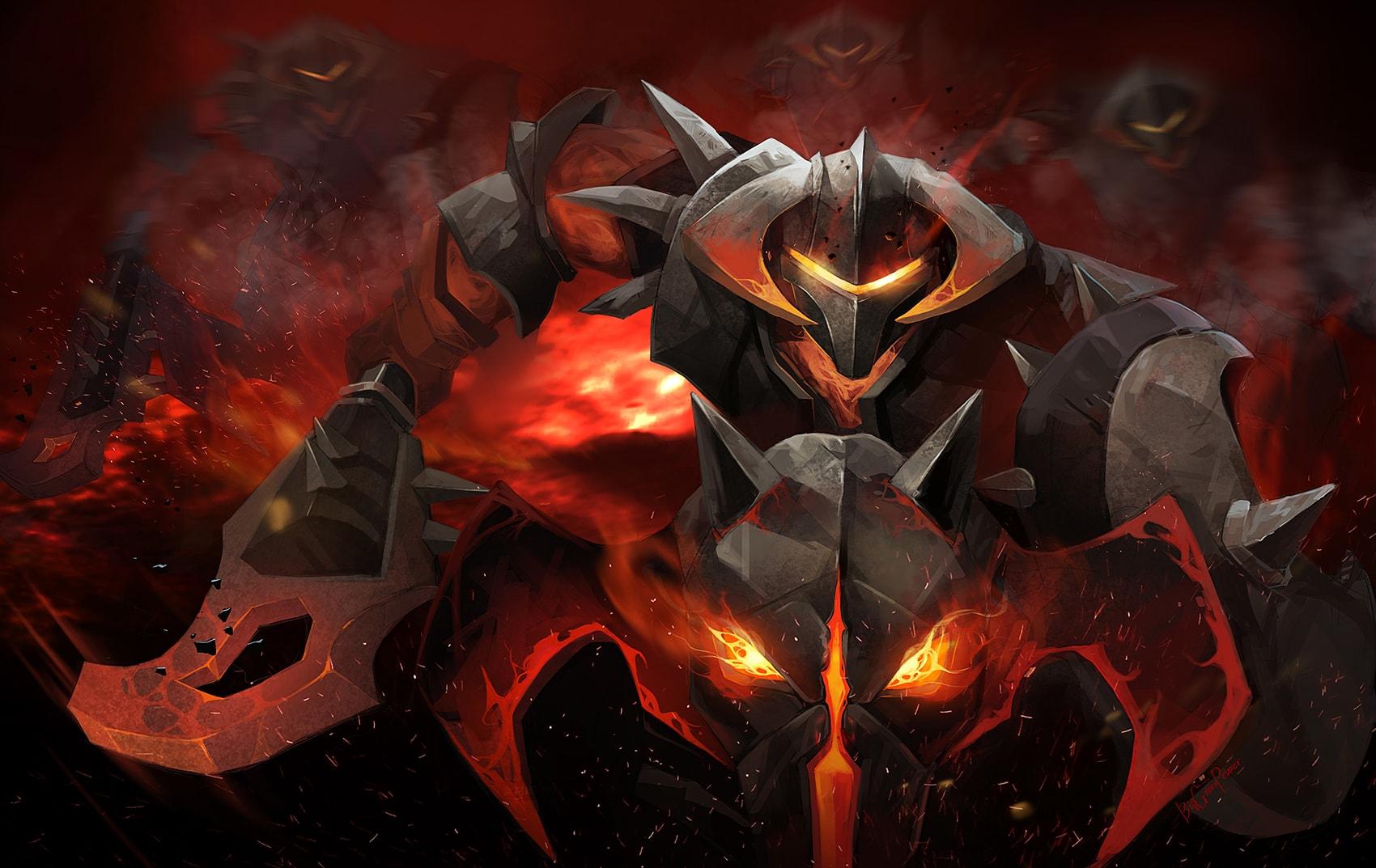 Dota2 : Chaos Knight Wallpaper