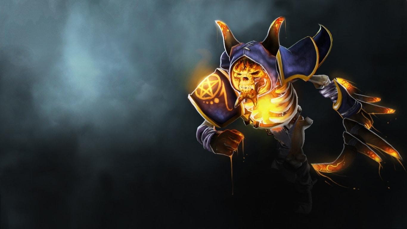 Dota2 : Clinkz Wallpaper