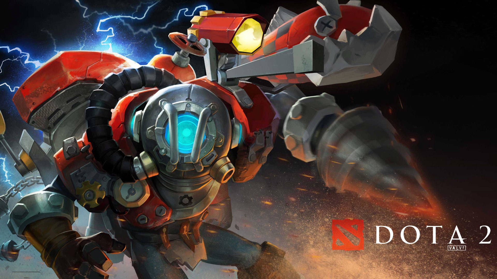 Dota2 : Clockwerk Pictures
