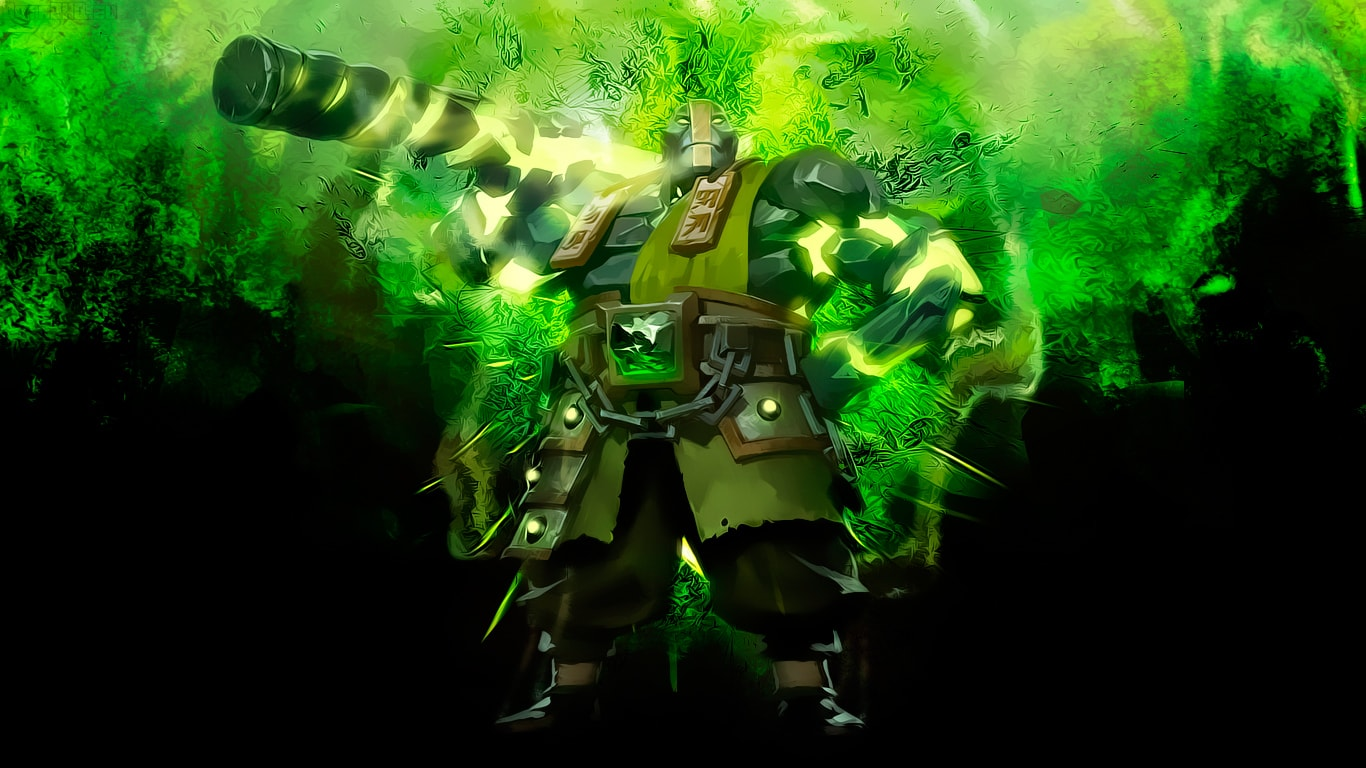 Dota2 : Earth Spirit Pictures