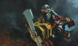 Dota2 : Gyrocopter Wallpapers hd