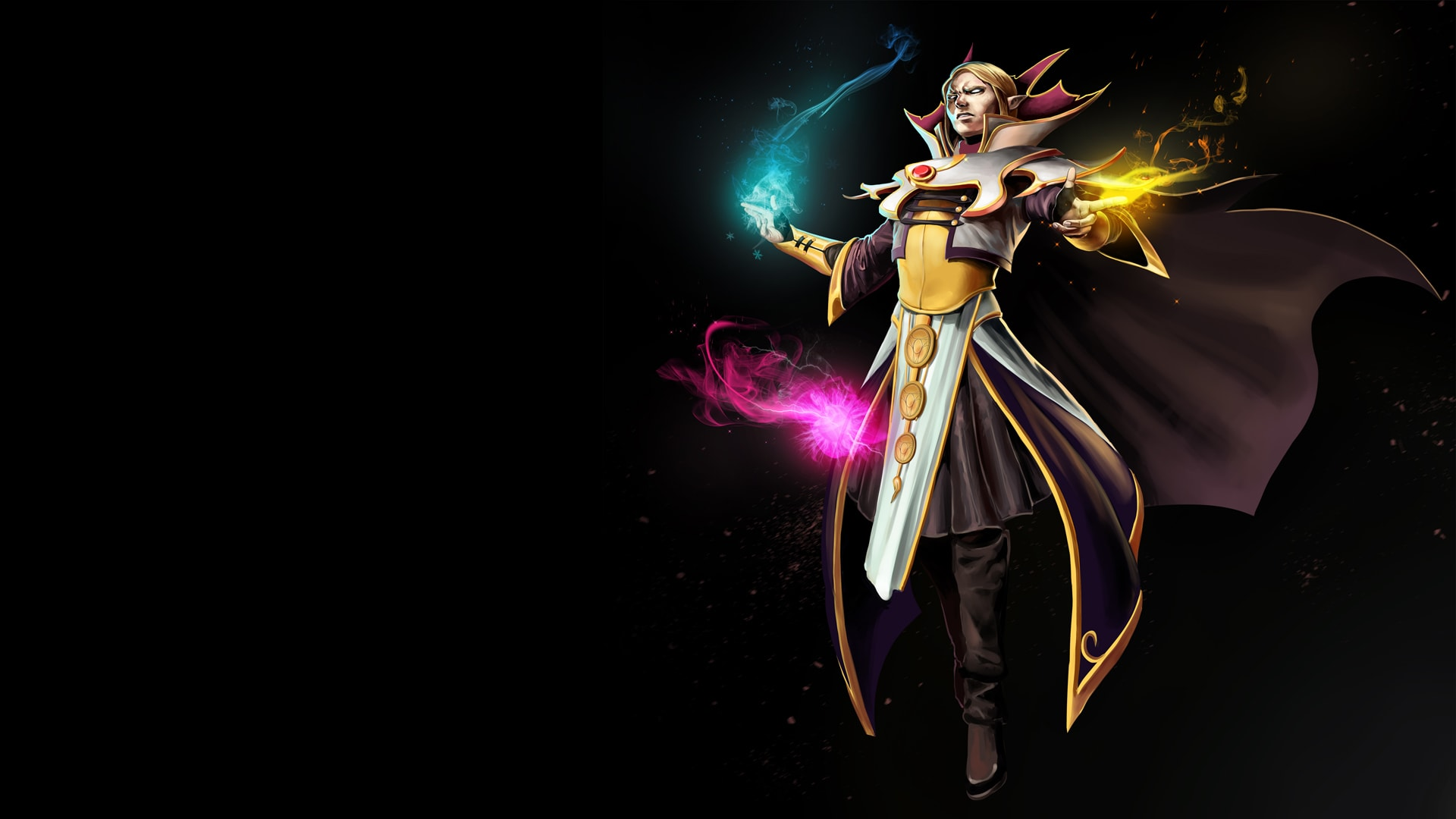 Dota2 Invoker Hd Wallpapers 7wallpapers Net