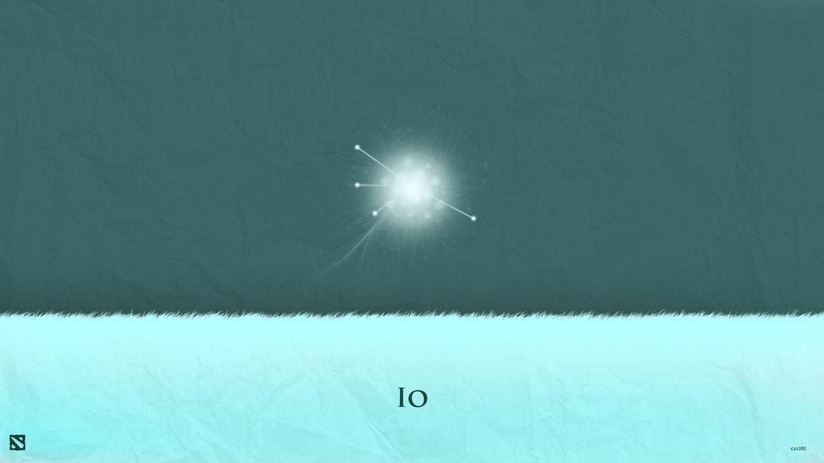 Dota2 : Io Pictures