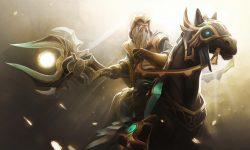 Dota2 : Keeper Of The Light Wallpaper
