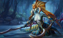 Dota2 : Naga Siren Pictures