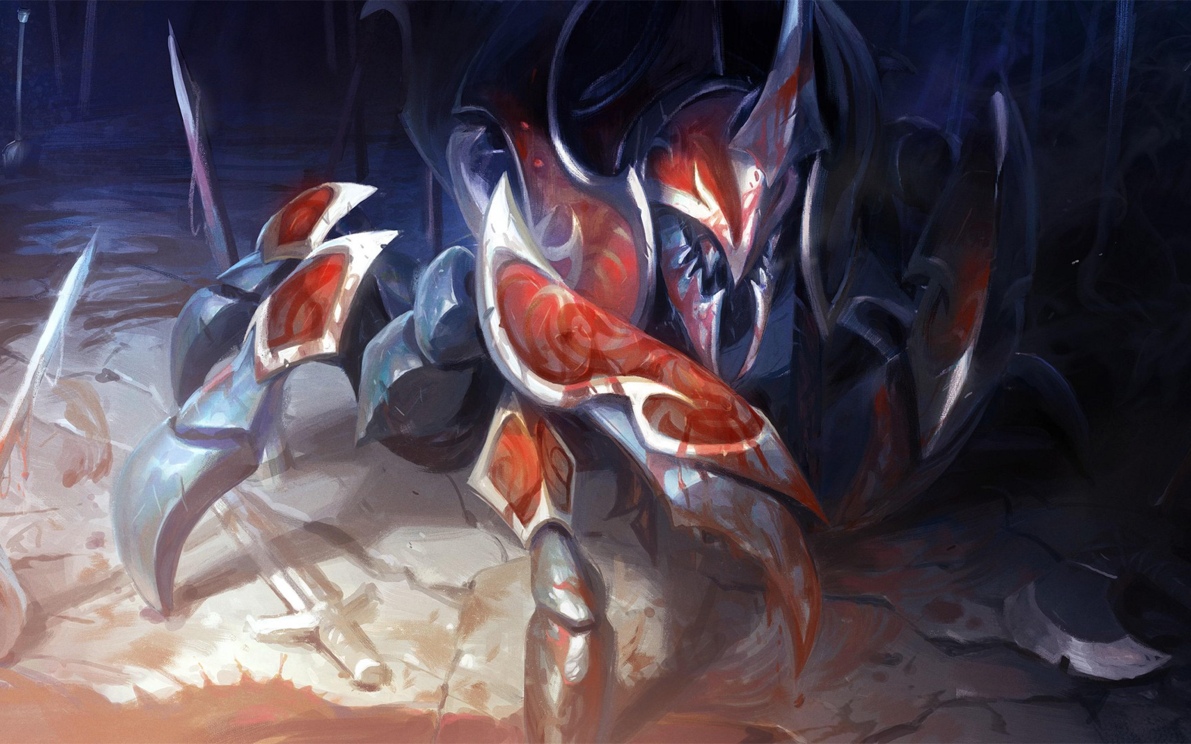 Dota2 : Nyx Assassin Wallpaper