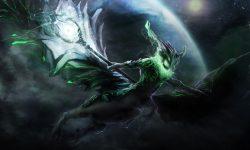 Dota2 : Outworld Devourer Wallpaper
