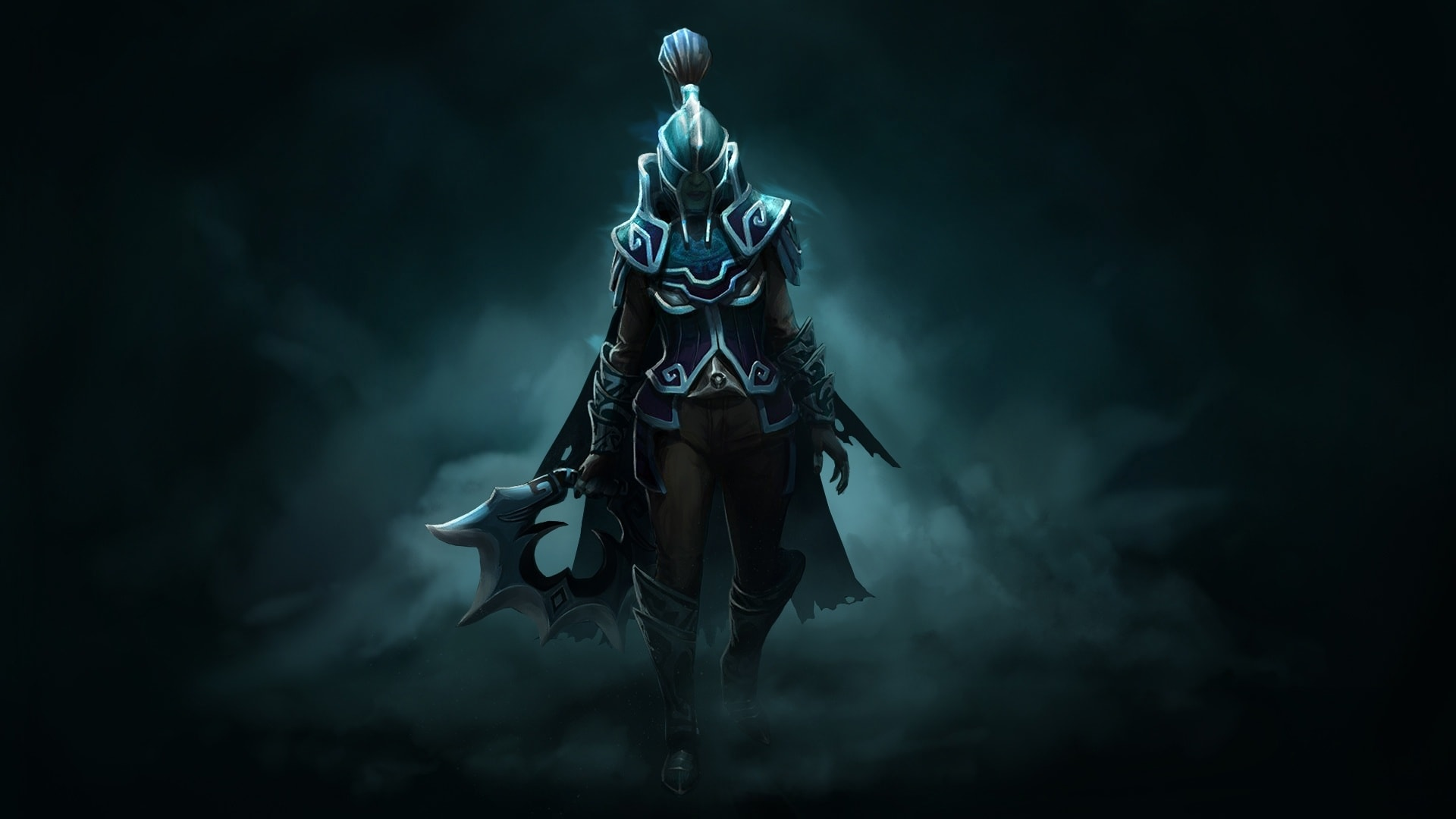 Dota2 : Phantom Assassin Wallpaper