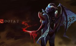 Dota2 : Queen Of Pain Wallpaper