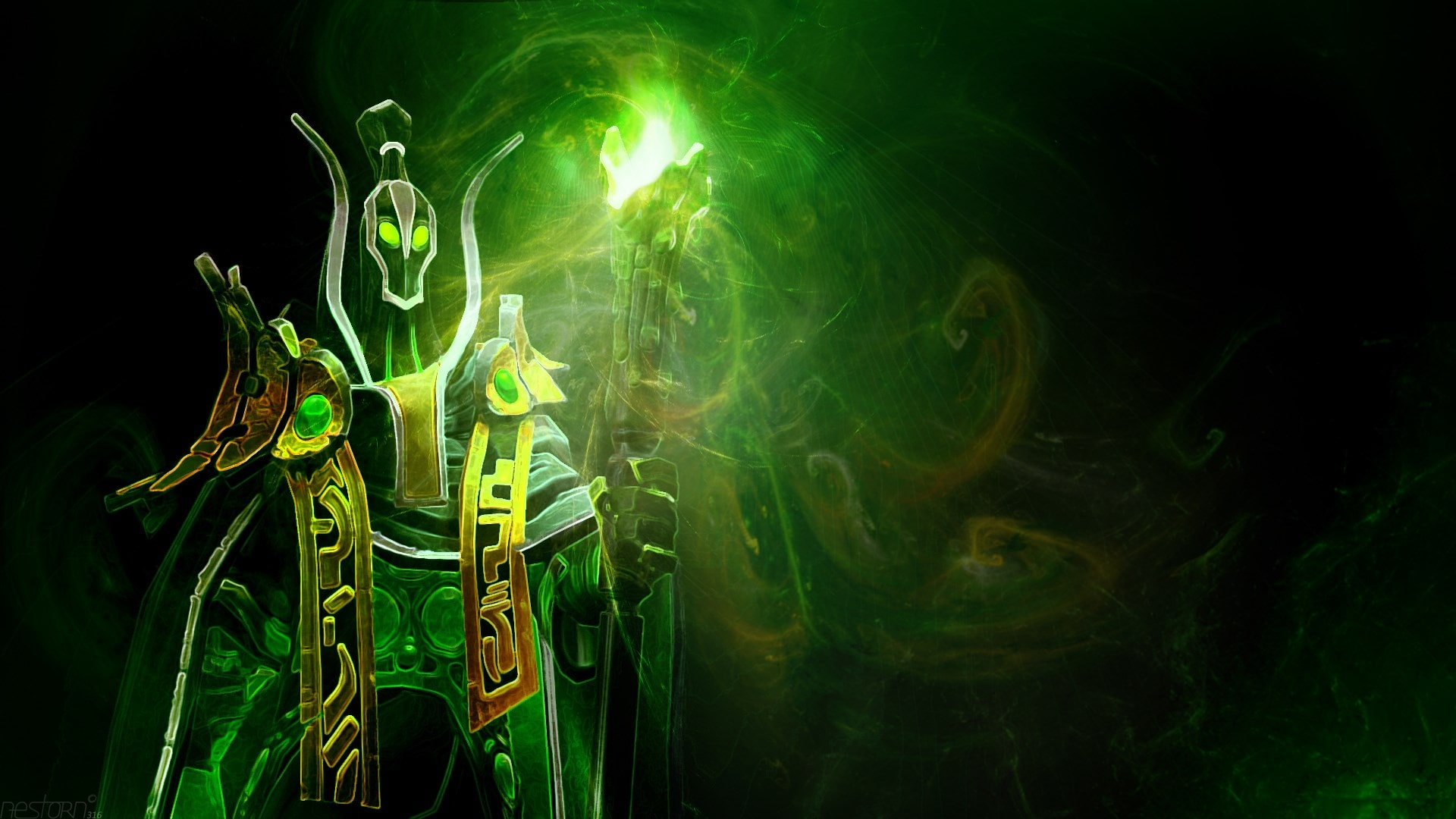 Dota2 : Rubick Wallpaper