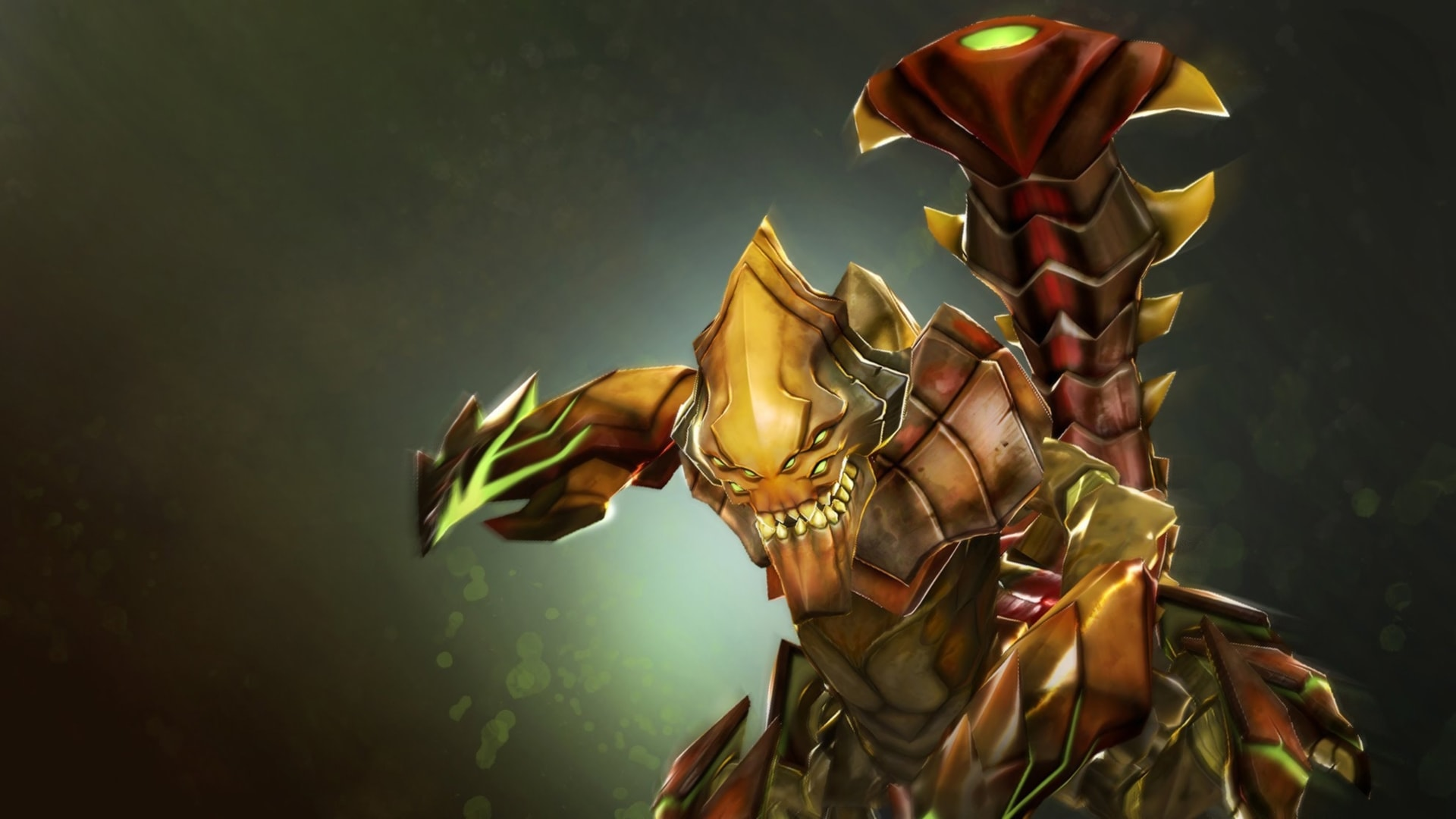 Dota2 : Sand King Wallpaper