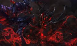Dota2 : Shadow Fiend Wallpaper
