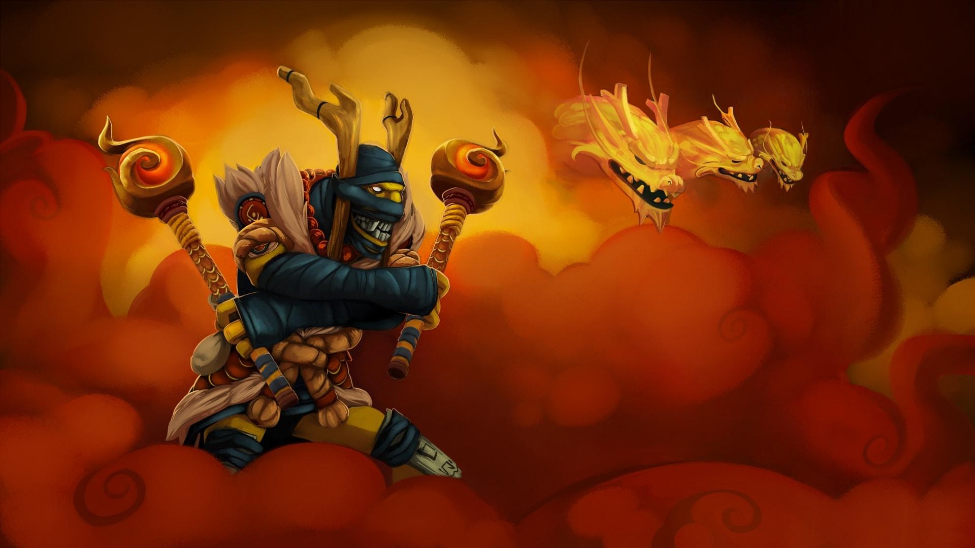 Dota2 : Shadow Shaman Wallpapers hd